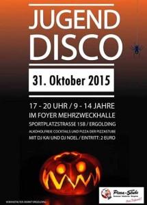 Jugenddisco2015